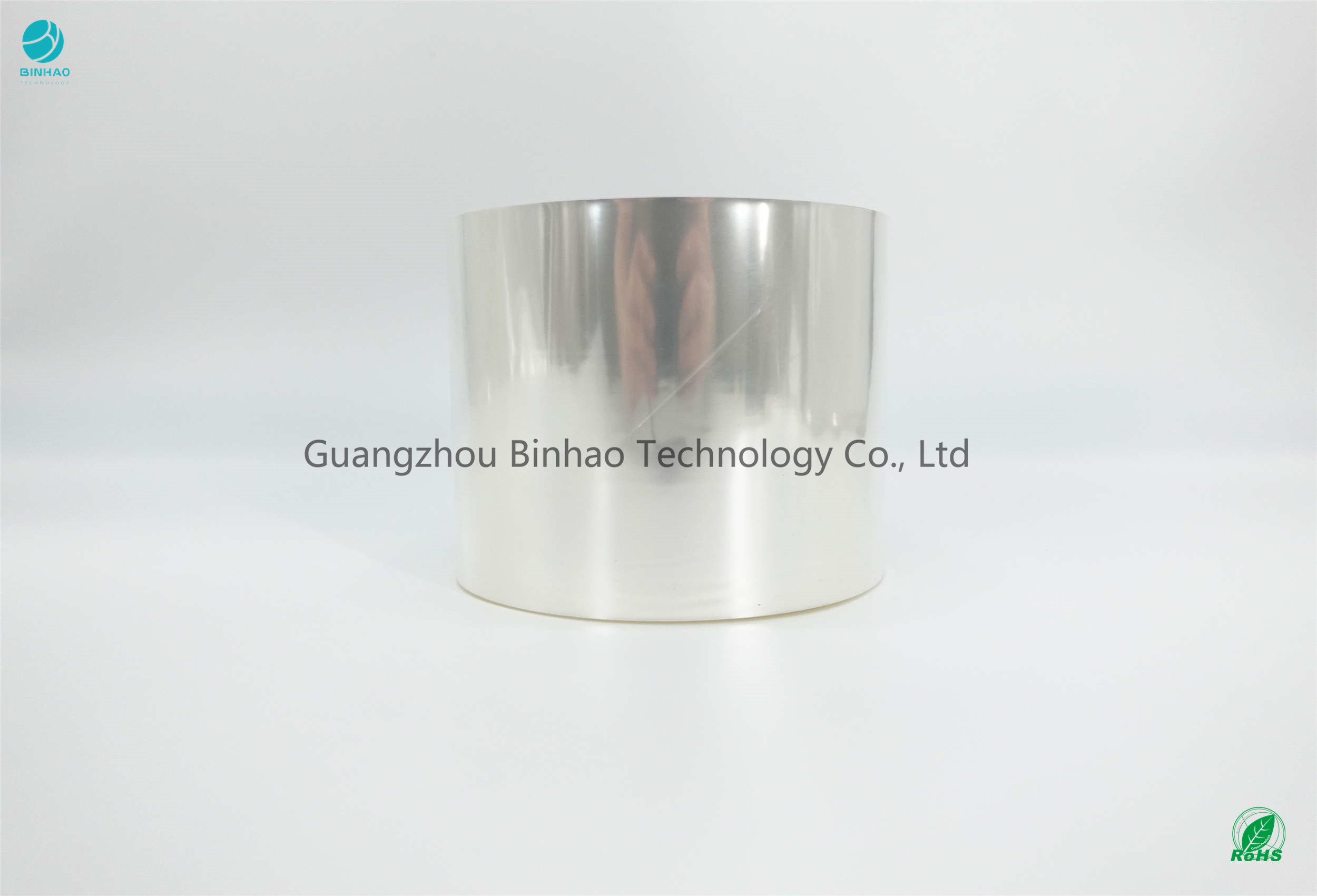 High Function Cigarette Biaxially Oriented Polypropylene BOPP Film Shining Lucency